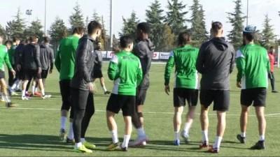 Erginer: 'Eskişehirspor maçı 7 puanlık bir maç'