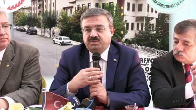 Zeytin Dalı Harekatı'na siyasi partilerden destek - AFYONKARAHİSAR