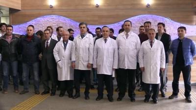 Erzincanlı doktorlardan TTB'ye tepki
