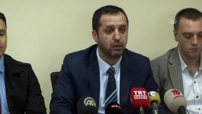 Makedonyalı Türklerden Zeytin Dalı Harekatı'na destek - ÜSKÜP