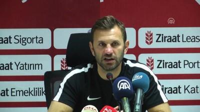 Teleset Mobilya Akhisarspor-Kayserispor maçın ardından - MANİSA
