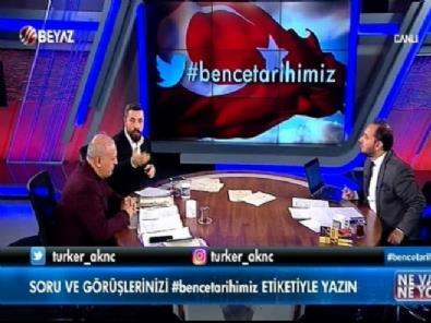Ahmet Anapalı'dan Kılıçdaroğlu'na 'Osmanlı' yanıtı