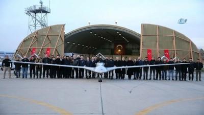 Cumhurbaşkanı Erdoğan 14. İnsansız Uçak Sistemleri Üs Komutanlığını ziyaret etti