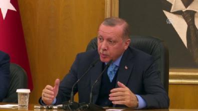 Cumhurbaşkanı Erdoğan: PKK'nın yaklaşımı ne ise CHP'nin de odur