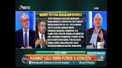 Mahmut Uslu'dan Ahmet Çakar'a olay cevap! 'Onu ... ... gönderirim.'