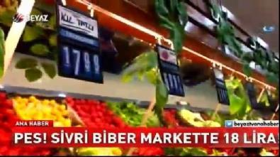 Markette de pazarda da pahalı!