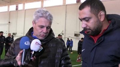 Kayserispor'da Antalyaspor maçı hazırlıkları başladı - KAYSERİ