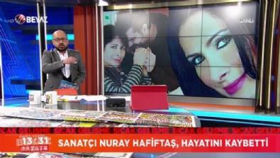 Sanatçı Nuray Hafiftaş, hayatını kaybetti