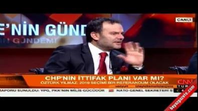 CHP'li Öztürk Yılmaz'dan Bahçeli'ye çirkin sözler