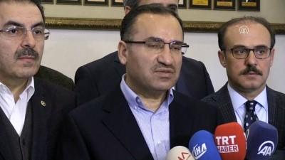 Başbakan Yardımcısı Bozdağ - BM'nin Doğu Guta kararı ve Salih Müslüm'ün yakalanması - YOZGAT