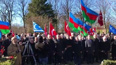 Hocalı katliamı kurbanları Hollanda ve İsveç'te anıldı - LAHEY