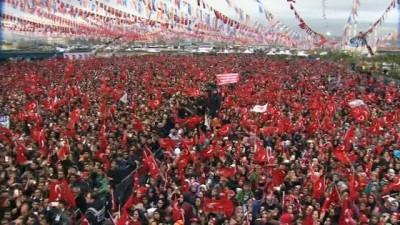 Cumhurbaşkanı Erdoğan, 'Şimdi PYD'nin başı yakalandı. Temennimiz odur ki Çekya inşallah bunu Türkiye'ye teslim eder'