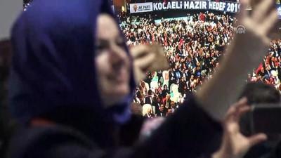 AK Parti Kocaeli 6. Olağan İl Kongresi - Başbakan Yardımcısı Işık - KOCAELİ