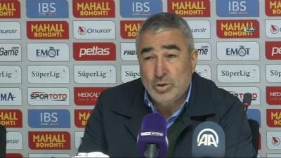 """Samet Aybaba: """"Skoru oyuncular belirliyor"""""""