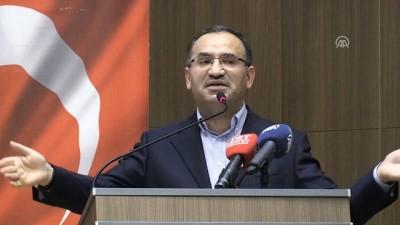 Bozdağ: '2019'da bu reformu gerçekleştiren iki siyasi parti yerli ve milli bir duruş ortaya koydu' - YOZGAT