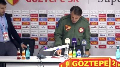 Göztepe-Demir Grup Sivasspor maçının ardından - İZMİR