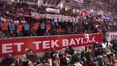 Başbakan Yıldırım: 'AK Parti 15 yıldır milletin umudu olmaya devam ediyor' - BURSA