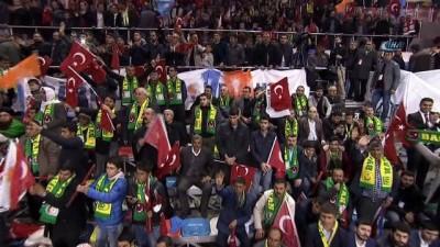 Cumhurbaşkanı Erdoğan, 'Sözle başları şimdi Çekya'da tutuklandı. Temenni ederim ki Çekya bunu bize teslim eder'