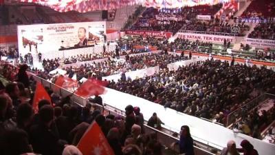 Başbakan Yıldırım: 'Mehmetçiğimiz Afrin'de destan yazıyor' - BURSA