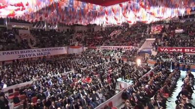 Başbakan Yıldırım: 'Türkiye büyümeye kalkınmaya devam ediyor' - BURSA
