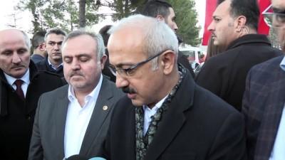 Bakan Elvan: 'Kesinlikle ve kesinlikle bir terör koridoru oluşmasına izin vermeyeceğiz' - KARAMAN