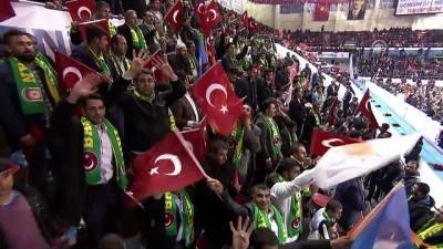 """Cumhurbaşkanı Erdoğan: """"Birileri gaz veriyor, bu gazlara gelmeyin"""" - ŞANLIURFA"""