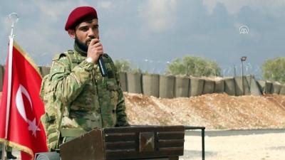 Afrinli 'Kürt Şahinleri', YPG/PKK'ya karşı savaşacak - AZEZ