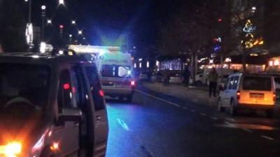İki araç çarpıştı: 5 yaralı