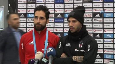 """Quaresma: """"Beşiktaş'ta oynadığım için gurur duyuyorum"""""""