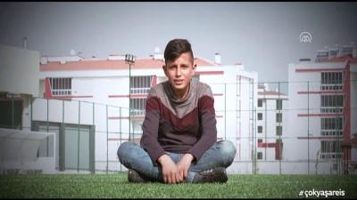 Gençlerden Cumhurbaşkanı Erdoğan'a doğum günü filmi - KONYA