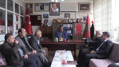 PYD'nin eski eş başkanı Salih Müslüm'ün yakalanması - ADIYAMAN