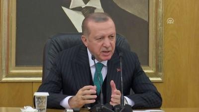 Erdoğan: '(İçişleri Bakanı Soylu) Arkadaşımızın istifası vesaire bu tür şeyler asla söz konusu değil' - İSTANBUL