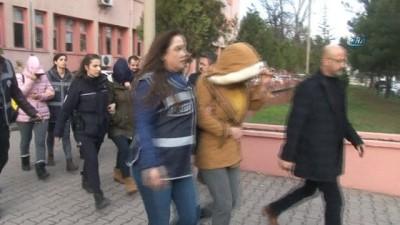 Karabük'te fuhuş operasyonu: 4 kadın sınır dışı edildi