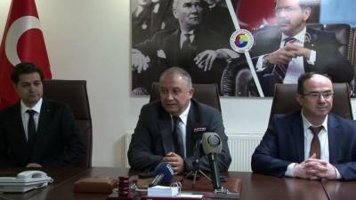 4 katlı binadaki doğalgaz patlaması - KIRGAZ Genel Müdürü Aksakaloğlu - KIRIKKALE