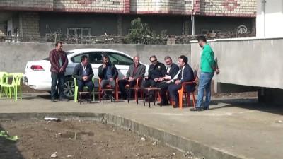 Kaymakam Konak'tan Yıldırım ailesine ziyaret - ŞIRNAK