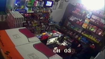 Boğazından yaraladığı market sahibini gasbeden zanlı yakalandı (3) - ANTALYA