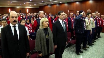 Türk izciler Hocalı şehitlerini andı - BAKÜ