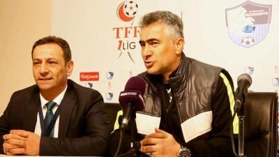 BB. Erzurumspor - Adanaspor maçının ardından