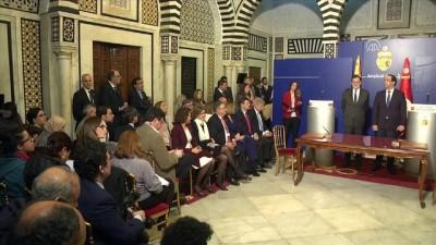 İspanya Başbakanı Rajoy, Tunus'ta