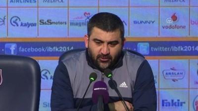 Medipol Başakşehir-Gençlerbirliği maçının ardından - Ümit Özat - İSTANBUL