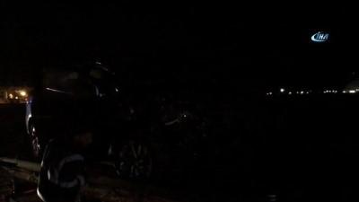 Alaşehir'de iki araç kafa kafaya çarpıştı: 5 yaralı