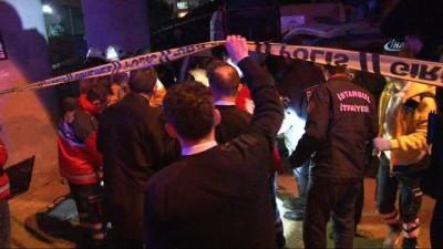 Maltepe'de kadın sürücü köprünün ayağına çarptı: 1 yaralı