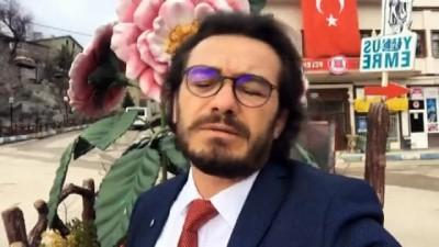 Ispartalı Belediye Başkanı, Elazığlı şelale fenomenine rakip video çekti