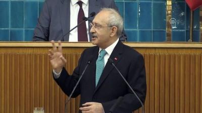 """Kılıçdaroğlu: """"Demokrasi bağlamında herkesi kucaklayacağız"""" - TBMM"""