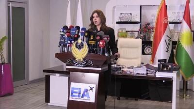 Erbil Uluslararası Havalimanı'nın tamamen kapanma riski var - ERBİL