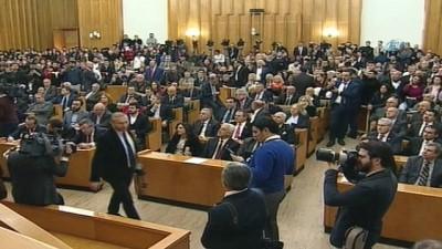CHP Lideri Kılıçdaroğlu grup toplantısında konuştu