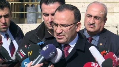 Bozdağ: '(Salih Müslüm'ün serbest bırakılması) Bizim için şaşırtıcı bir karar değil' - TBMM