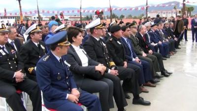 İlk pilotlardan Tayyareci Fethi Bey anıldı - MUĞLA