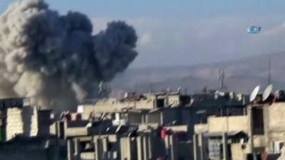 - Suriye Rejimi Güvenlik Konseyi'nin Ateşkes Kararını İhlal Etti