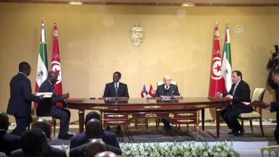 Tunus ile Ekvator Ginesi arasında sekiz anlaşma imzalandı - TUNUS